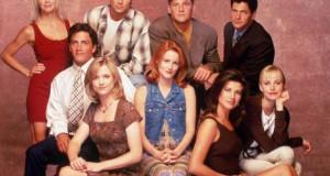 Οι πρωταγωνιστές της σειράς «Στη λεωφόρο του Melrose» τότε και τώρα