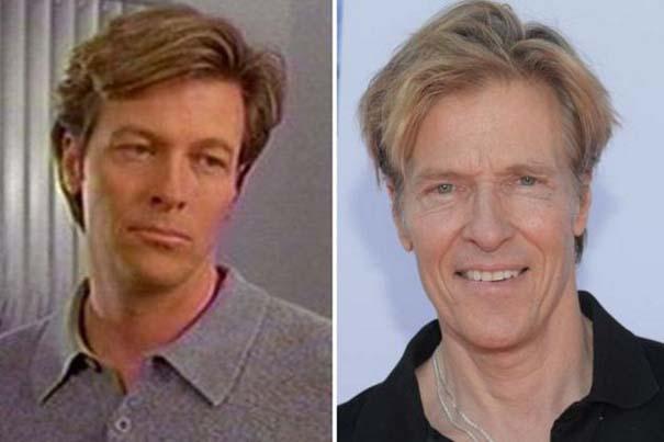Οι πρωταγωνιστές της σειράς «Λεωφόρο του Melrose» τότε και τώρα (9)