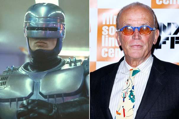 Οι πρωταγωνιστές της ταινίας «RoboCop» τότε και τώρα (2)