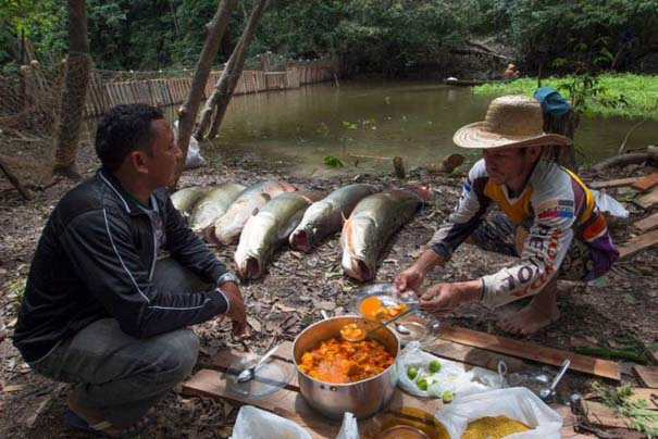 Ψάρεμα στον Αμαζόνιο (10)