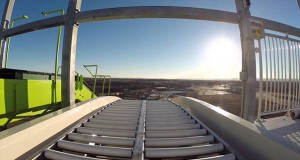 Η ψηλότερη και πιο γρήγορη νεροτσουλήθρα στην κόσμο (Video)