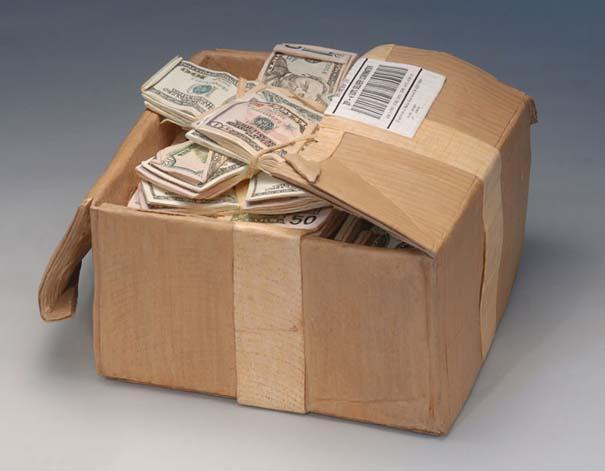 Πως να μετατρέψετε ένα κομμάτι ξύλου σε κουτί γεμάτο λεφτά (18)