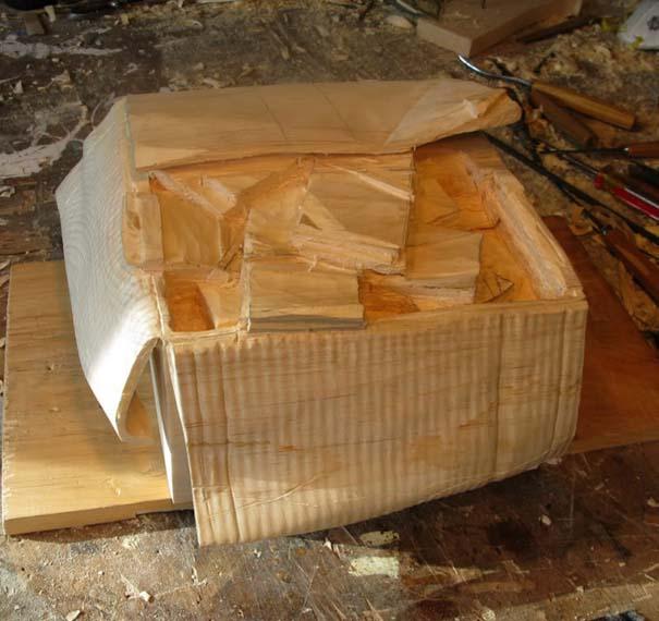 Πως να μετατρέψετε ένα κομμάτι ξύλου σε κουτί γεμάτο λεφτά (7)