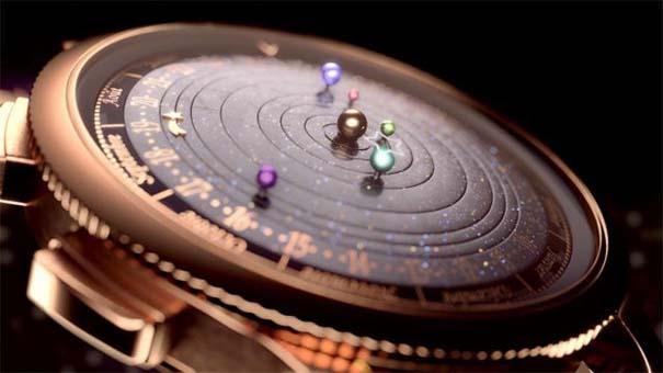 Ρολόι εμπνευσμένο από το πλανητικό σύστημα (1)