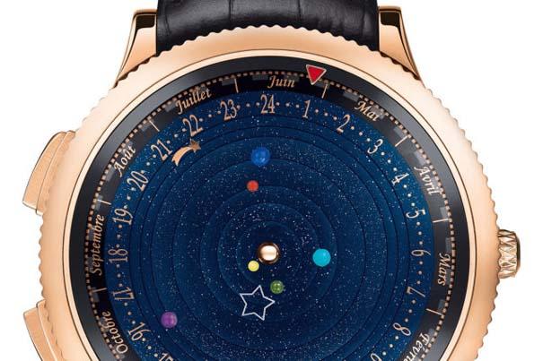 Ρολόι εμπνευσμένο από το πλανητικό σύστημα (4)