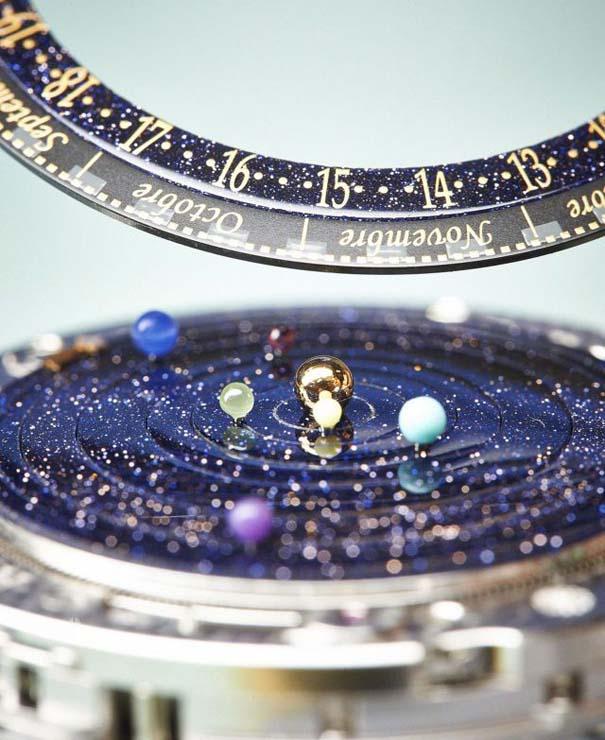 Ρολόι εμπνευσμένο από το πλανητικό σύστημα (9)