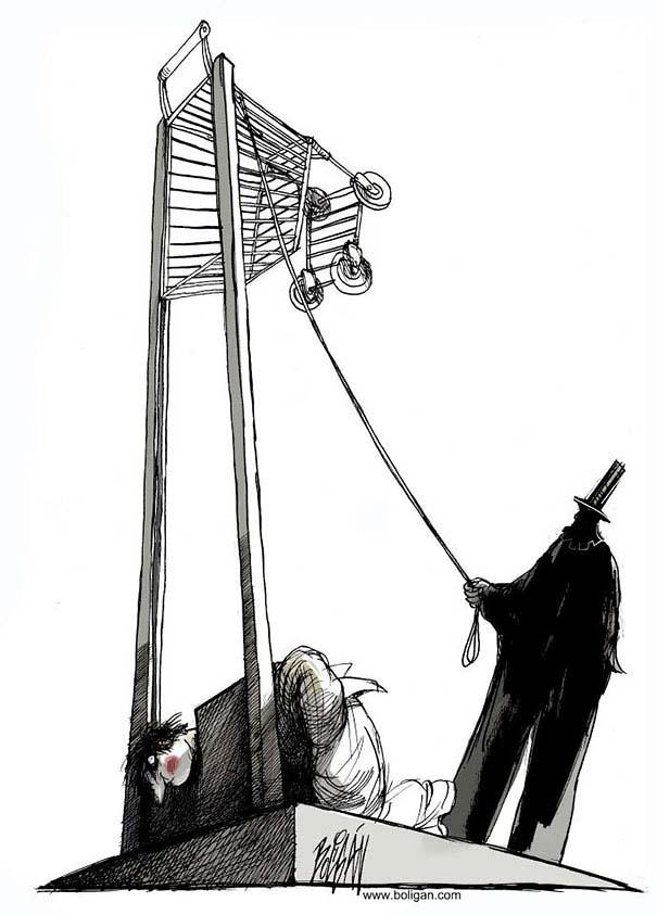 Σατυρικά σκίτσα από τον Angel Boligan (11)