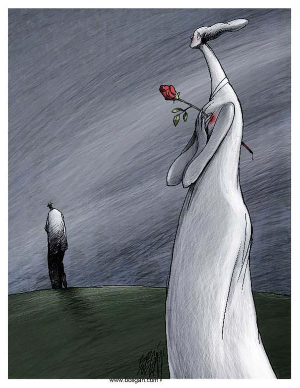 Σατυρικά σκίτσα από τον Angel Boligan (15)