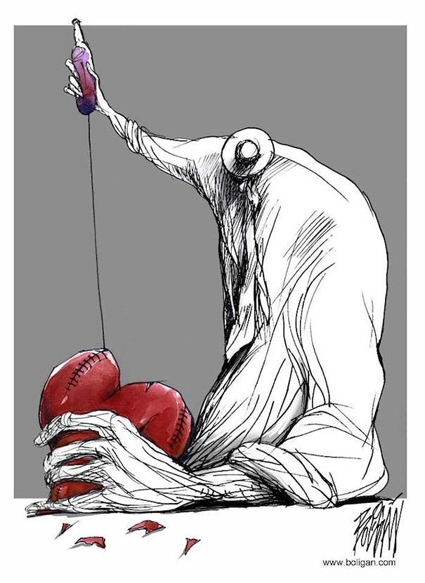 Σατυρικά σκίτσα από τον Angel Boligan (18)