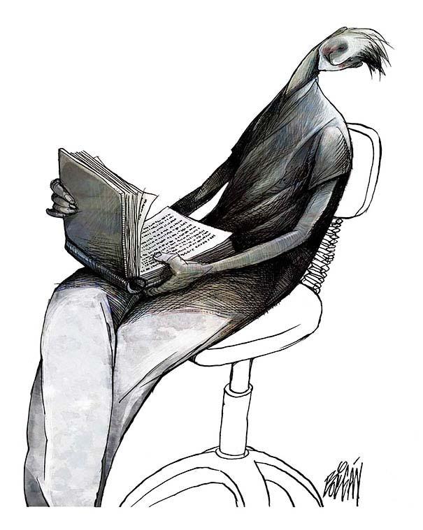 Σατυρικά σκίτσα από τον Angel Boligan (21)