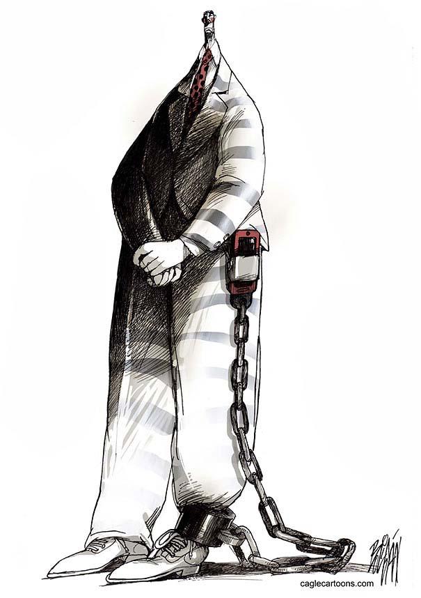 Σατυρικά σκίτσα από τον Angel Boligan (22)