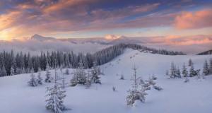 Ο χειμώνας στα Καρπάθια Όρη μέσα από υπέροχες φωτογραφίες