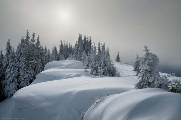 Χειμώνας στα Καρπάθια Όρη (4)