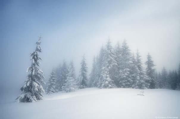 Χειμώνας στα Καρπάθια Όρη (7)