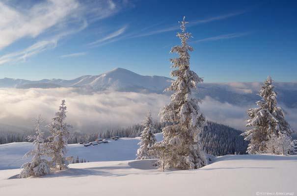 Χειμώνας στα Καρπάθια Όρη (8)