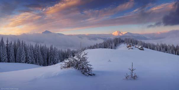 Χειμώνας στα Καρπάθια Όρη (10)