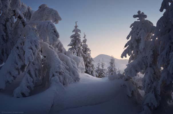 Χειμώνας στα Καρπάθια Όρη (14)
