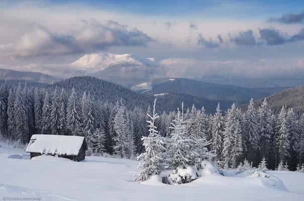 Χειμώνας στα Καρπάθια Όρη (15)