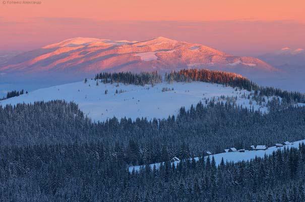 Χειμώνας στα Καρπάθια Όρη (16)