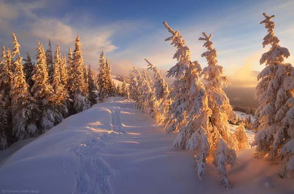 Χειμώνας στα Καρπάθια Όρη (17)