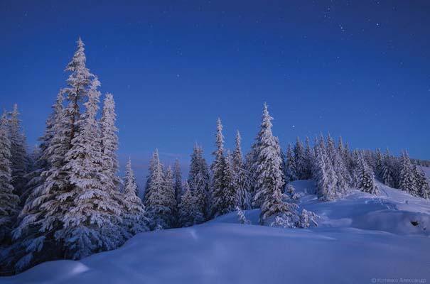 Χειμώνας στα Καρπάθια Όρη (18)