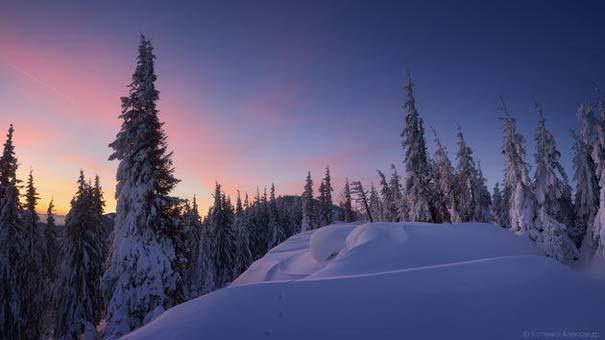 Χειμώνας στα Καρπάθια Όρη (19)
