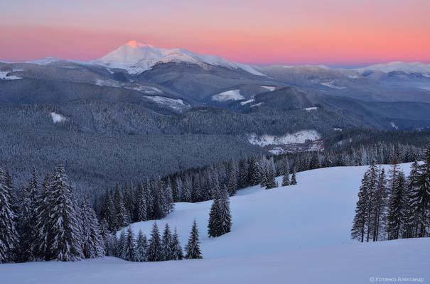Χειμώνας στα Καρπάθια Όρη (20)