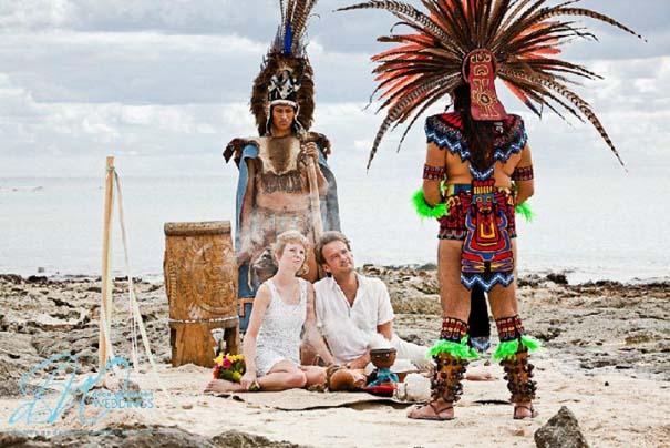Ζευγάρι παντρεύεται ξανά και ξανά σε όλο τον κόσμο (1)