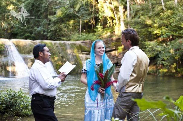Ζευγάρι παντρεύεται ξανά και ξανά σε όλο τον κόσμο (2)