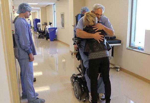 Dr. Ted Rummel: Ο παράλυτος χειρουργός (8)