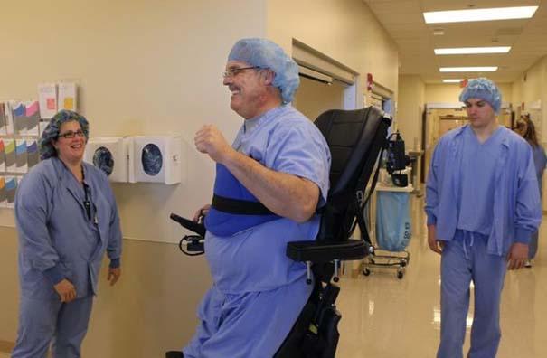 Dr. Ted Rummel: Ο παράλυτος χειρουργός (9)