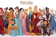 Αν οι πριγκίπισσες της Disney ήταν χαρακτήρες στο «Game Of Thrones» (14)