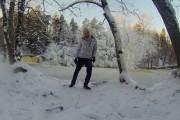 Ένας άνδρας μαθαίνει να χορεύει μέσα σε έναν χρόνο