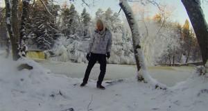 Ένας άνδρας μαθαίνει να χορεύει μέσα σε έναν χρόνο (Video)