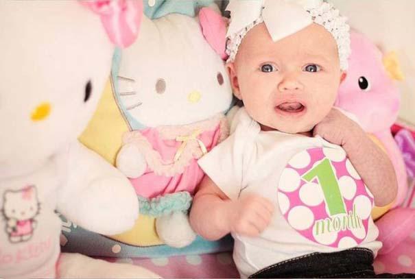 Από τη γέννηση μέχρι 12 μηνών (3)