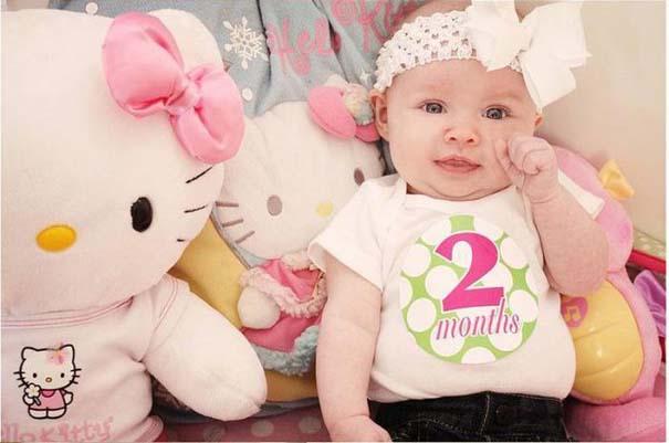 Από τη γέννηση μέχρι 12 μηνών (4)