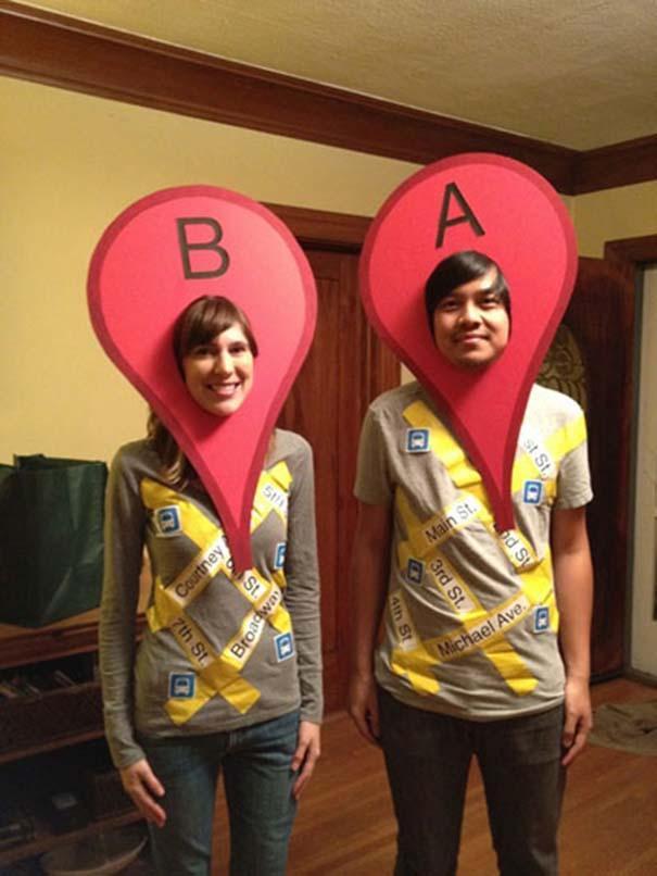 Αποκριάτικες στολές για δύο άτομα (8)