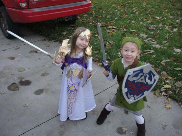 Αποκριάτικες στολές για παιδιά (3)