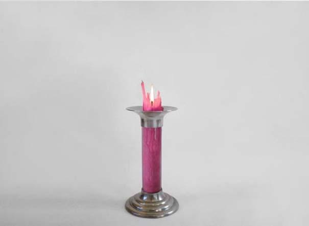 Το ατέλειωτο κερί που ανακυκλώνεται μόνο του (3)