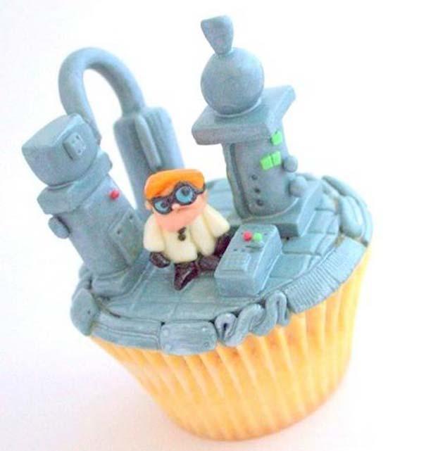 Cupcakes που θα λυπόσουν να φας (4)