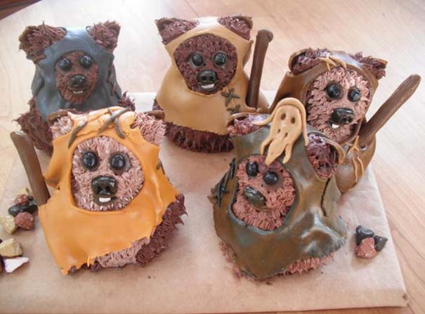 Cupcakes που θα λυπόσουν να φας (6)