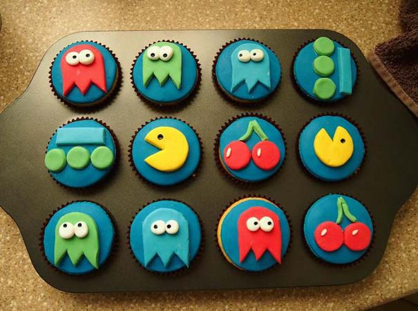 Cupcakes που θα λυπόσουν να φας (11)