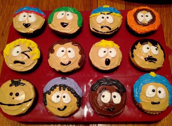 Cupcakes που θα λυπόσουν να φας (13)