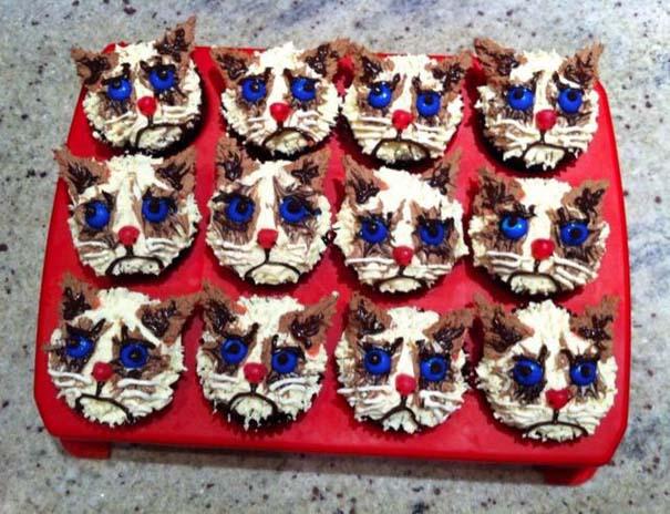 Cupcakes που θα λυπόσουν να φας (17)