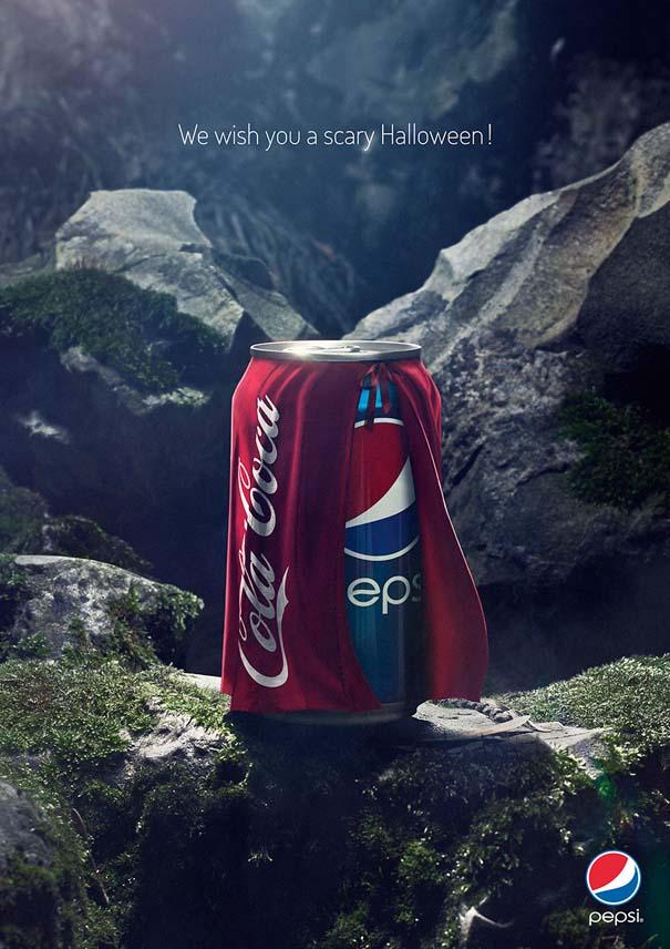 Δημιουργικές διαφημίσεις σε αφίσες που δεν περνούν απαρατήρητες (6)