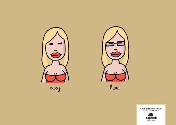 Δημιουργικές διαφημίσεις σε αφίσες που δεν περνούν απαρατήρητες (11)
