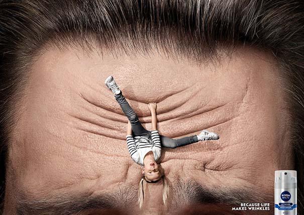 Δημιουργικές διαφημίσεις σε αφίσες που δεν περνούν απαρατήρητες (13)