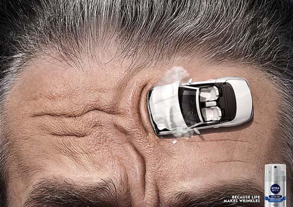 Δημιουργικές διαφημίσεις σε αφίσες που δεν περνούν απαρατήρητες (15)