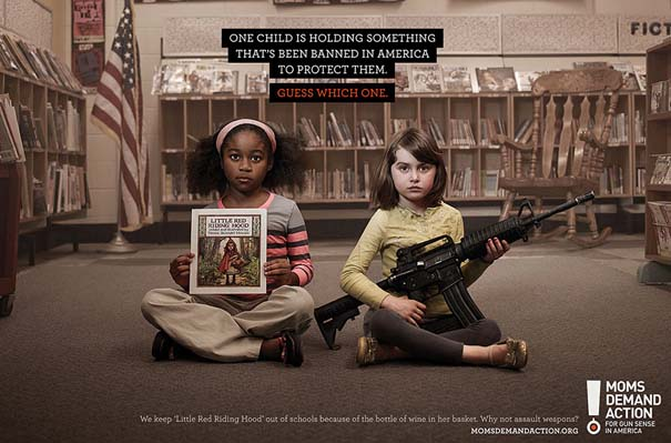Δημιουργικές διαφημίσεις σε αφίσες που δεν περνούν απαρατήρητες (19)