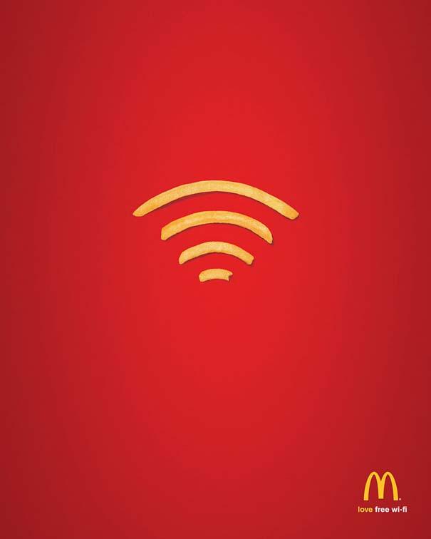 Δημιουργικές διαφημίσεις σε αφίσες που δεν περνούν απαρατήρητες (27)